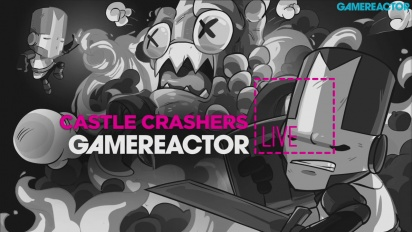 Castle Crashers - Livestream Replay