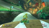 Mario Kart 8 - DLC Pack 2 Gameplay: Crossing Cup