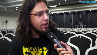 Vlambeer - Rami Ismail Gamelab Interview