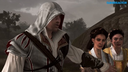 Assassin's Creed: The Ezio Collection - Assassin's Creed II Gameplay
