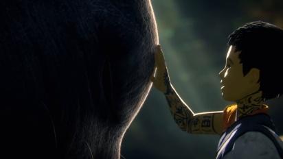 The Last Guardian - CG Cinematic Trailer