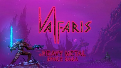 Valfaris - E3 Announcement Trailer