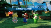 E3 17: Mario + Rabbids Kingdom Battle - Gameplay