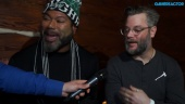 God of War - Cory Barlog & Christopher Judge Interview