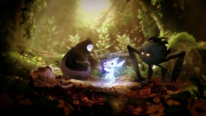 Ori and the Will of the Wisps - E3 2018 Gameplay Trailer