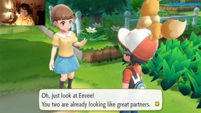Pokémon: Let's Go Eevee! - Livestream Replay