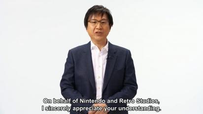 Metroid Prime 4 - Development Update