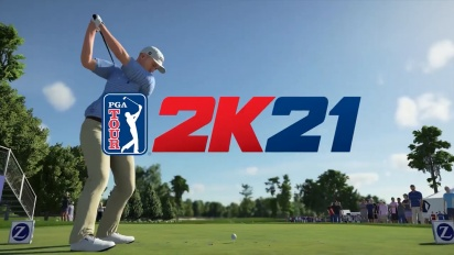 Justin Thomas Talks - PGA TOUR 2K21