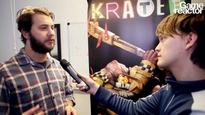 Krater - Gameplay interview