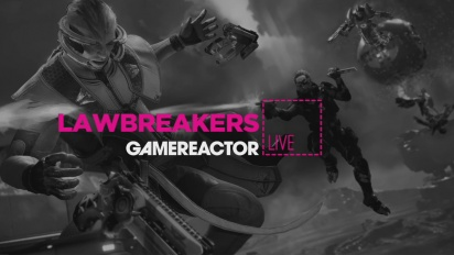 Lawbreakers - Livestream Replay