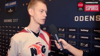 ESL Pro League Finals - AnJ Interview