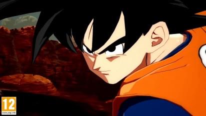 Dragon Ball FighterZ - Base Goku Character Intro