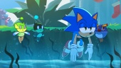 Chao In Space - Sonic Christmas Animation