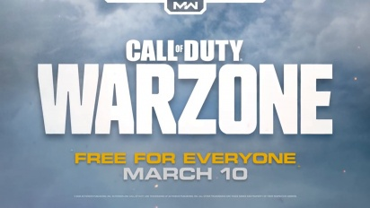 Call of Duty: Warzone - Official Trailer