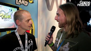 E3 12: Rabbids Land - Interview