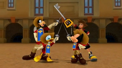 Kingdom Hearts - PC Announcement
