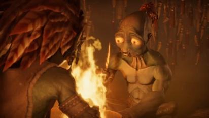 Oddworld: Soulstorm - Epic Games Store Spring Showcase