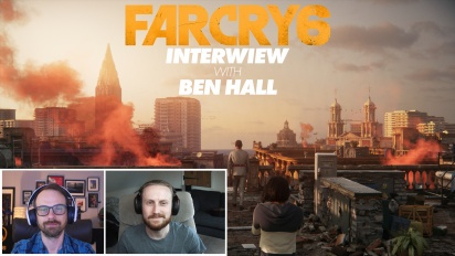 Far Cry 6 - Ben Hall Interview #2