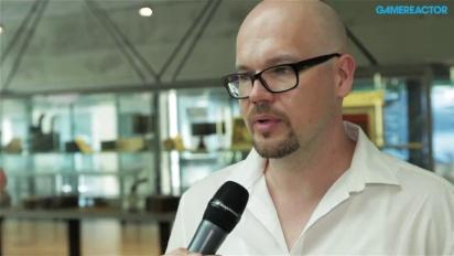Quantum Break - Remedy CEO Gamelab interview
