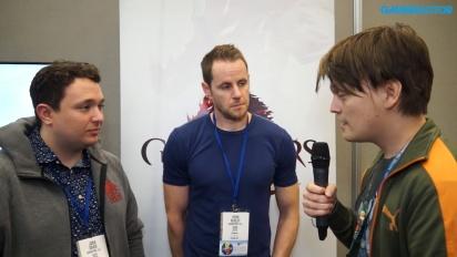 Guild Wars 2 - Ross Beeley & Josh Davis Interview