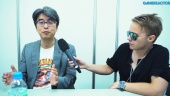 Nights of Azure 2: Bride of the New Moon - Keisuke Kikuchi Interview
