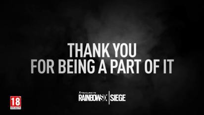 Rainbow Six Siege - 30 Million Players!