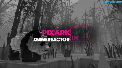 PixARK - Livestream Replay