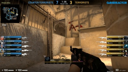 CS:GO S2 - Div 1 Round 1 - hold_hurtig vs Full Kareta - Mirage