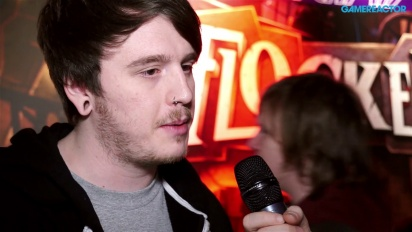 Flockers - Interview