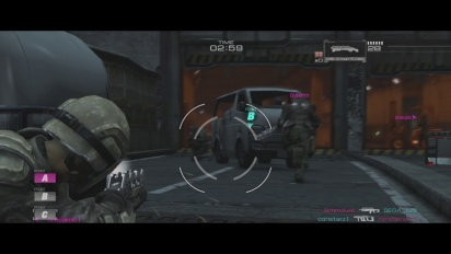 Binary Domain - Multiplayer Trailer