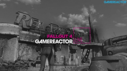 Fallout 4 - Livestream Replay