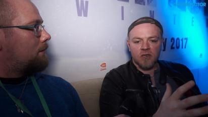 Impact Winter - Stuart Ryall & Mark Norman Interview