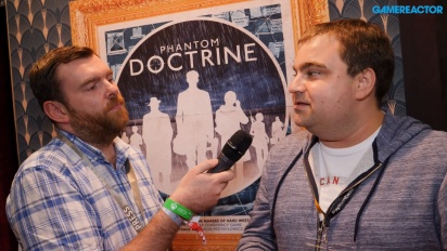 Phantom Doctrine - Blazej Krakowiak Interview