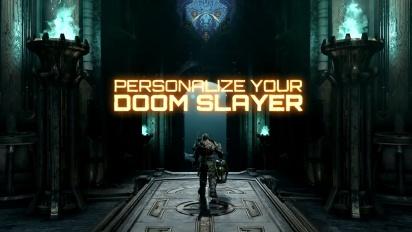 Doom Eternal - Personalize Your DOOM Slayer