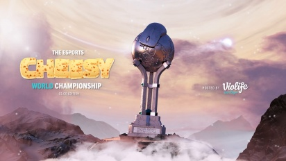 The Cheesy World Championship - Finalists revealed!