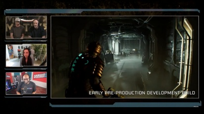 Dead Space Remake - Early Development Livestream