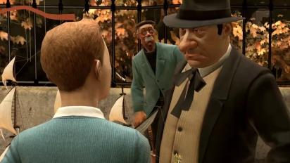 The Adventures of Tintin - E3 2011 trailer