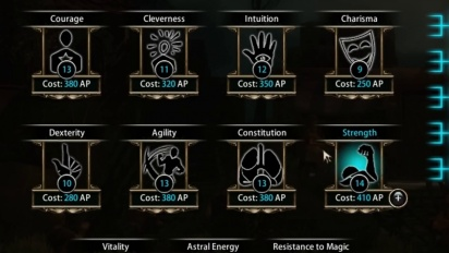 Blackguards - Video-Guide #2 - Skill-System