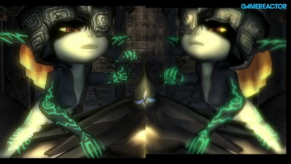 The Legend of Zelda: Twilight Princess: Video gameplay comparison Wii U vs. Wii