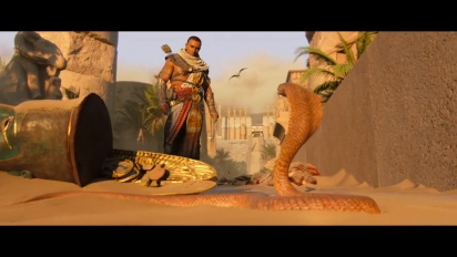 Assassin's Creed Origins - Gamescom Trailer