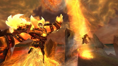 World of Warcraft - Rage of the Firelands trailer