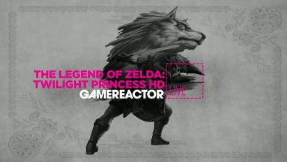 The Legend of Zelda: Twilight Princess HD - Livestream Replay