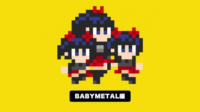 Super Mario Maker - Baby Metal