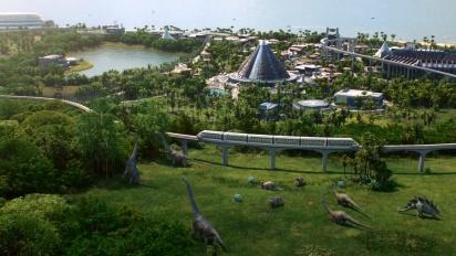 Jurassic World Evolution -™ Announcement Trailer