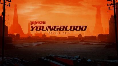 Wolfenstein: Youngblood - E3 Teaser Trailer
