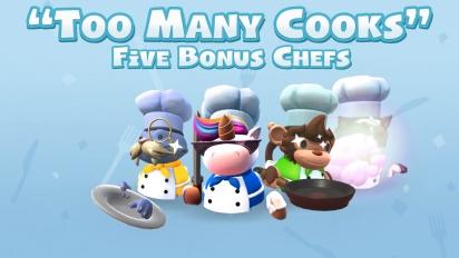 Overcooked 2 - Pre-order Bonus Chefs