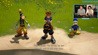 Kingdom Hearts III - Livestream Replay