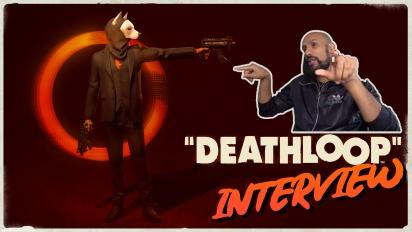 Deathloop - Dinga Bakaba Interview