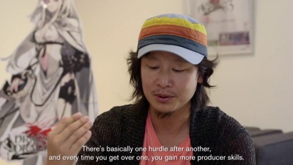 Drakengard 3 - Interview with Producer Takamasa Shiba