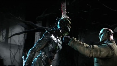 Mortal Kombat X - Jason Voorhees trailer